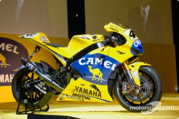 M1 Camel Yamaha.