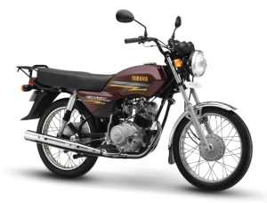 Yamaha crux - hanya untuk ilustrasi...